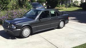 1990 mercedes benz 190e 2 3 16 cosworth