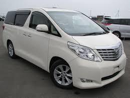 toyota 2008 price toyota alphard 3 5 auto g luxury japautoagent