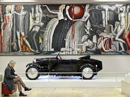 a history of art deco in 1 minute