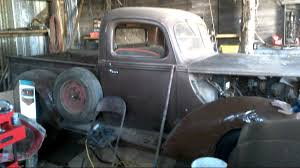 stored 50 years 1938 ford pickup