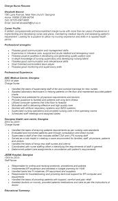 charge resume charge resume 4737
