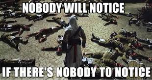 Assassins Creed Memes - assassin s creed memes for true fans of the series thegamer