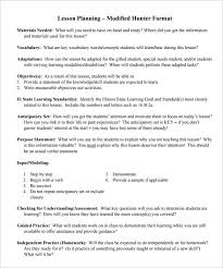 gifted lesson plan template u2013 gift ftempo
