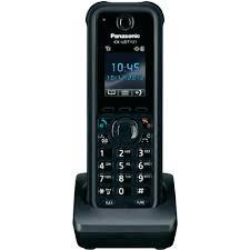 panasonic kx udt131 sip dect cordless rugged phone kx udt131