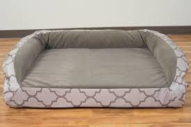 Camo Dog Bed Orthopedic Bolstered Tuff Velvet Bed Tuff Velvet Dog Beds Extras