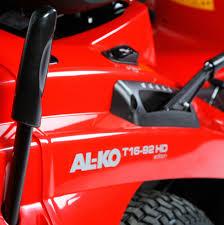 al ko t16 92hd special edition lawn tractor