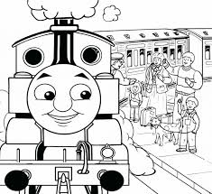coloring pages trains thomas pictures of train cars lego printable