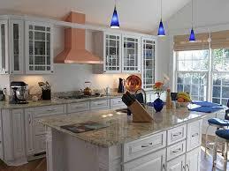 kitchen modern pendant lamp electric range range hood white