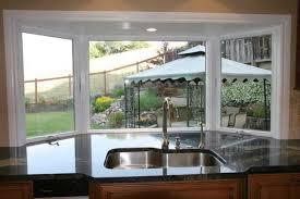 bay window kitchen ideas kitchen bay windows free home decor oklahomavstcu us