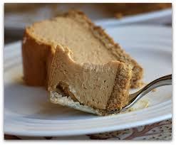 low pumpkin cheesecake