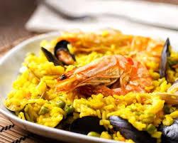 cuisiner une paella recette paëlla poulet chorizo crevettes moules