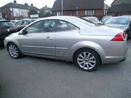 used ford focus cc 2 manual cars for sale motors co uk