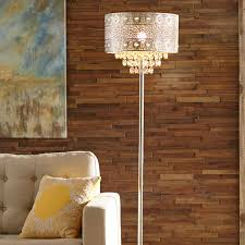 Floor Lamp With Crystals Bohemian Crystal Floor Lamp Pier 1 Imports
