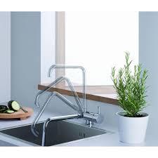 robinet cuisine escamotable sous fenetre mitigeur d évier à bec rabattable tous les fournisseurs de