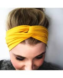 headbands for women don t miss this deal on mustard headband mustard turban boho