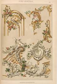 219 best graphic ornaments etc images on pinterest rococo