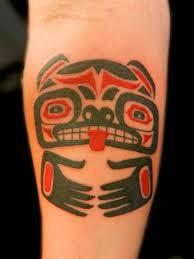 tattoo truro indian tattoo aztec native american tribal black red