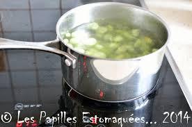 blanchir en cuisine fèves que faire avec les papilles estomaquées les