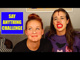 Challenge Miranda Sings Say Anything Challenge W Mamrie Hart