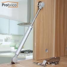 Lift Hinges For Kitchen Cabinets by Aliexpress Com Buy Probrico Force Gas Spring 80n Gs10sy80