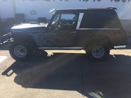 jeep commando custom 1969 jeep commando hardtop
