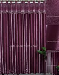 decorating appealing purple valance for unique interior home