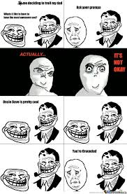 Troll Dad Memes - not so troll dad by anthony418 meme center