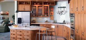 thomasville glass kitchen cabinets cottage cherry light by thomasville cabinetry cottage