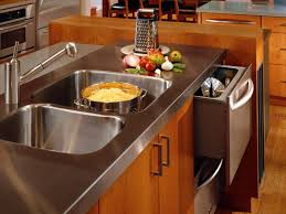 stainless steel top kitchen island breakfast bar floating