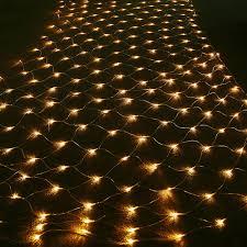 9 84ft 6 56ft transparency led net lights 204 mini