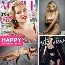 Magazine Vanity Fair Pictures Of Scarlett Johansson U0027s Top 10 Sexiest Magazine Moments