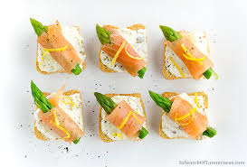 freeze ahead canapes recipes smoked salmon canapés in search of yummyness