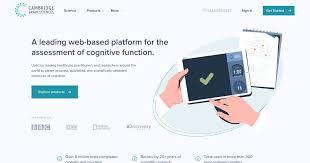 Alat Tes Wais digit span brain test cambridge brain sciences