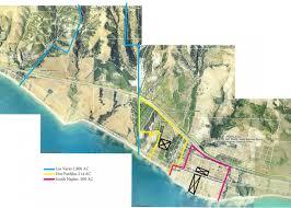Santa Barbara Map Dos Pueblos Las Varas And South Naples In Santa Barbara California