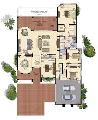 Florida Floor Plans Bellagio 55 House Plan In Valencia Lakes Tampa Florida Hyde