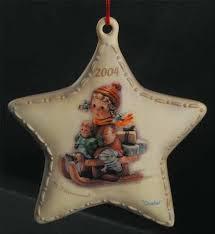 goebel hummel puffed ornament at replacements ltd