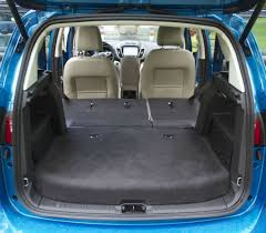 ford focus c max boot space ford c max cargo space 2018 2019 car release and reviews