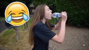 Challenge Water Wrong Water Bottle Challenge How To Drink A Water Bottle In 1 Second