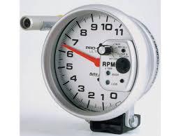 autometer pedestal mount tachometers tach gauges auto meter