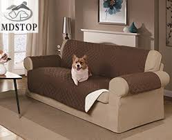pet sofa covers that stay in place mdstop dog double seat sofa cover protector for dog kids pets cat