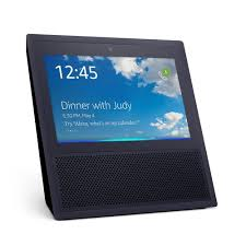 amazon unveils the 230 echo show with a screen for calls