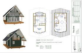 chief architect house plans design contest u2013 tiny house design closed winner announced