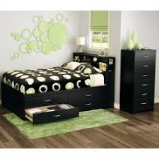 south shore cosmos collection full size captain bed