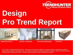 design trend report u0026 custom design market research