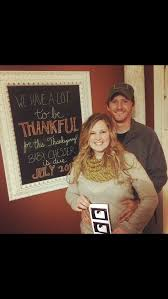 best 25 thanksgiving baby announcement ideas on