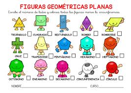 figuras geometricas todas poster y actividades para trabajar las figuras geométricas planas4