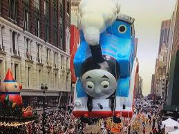 thanksgiving parades 2014 thomas the tank engine in the