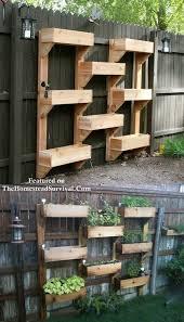 Wall Garden Planter by Best 25 Diy Vertical Garden Ideas On Pinterest Vertical Garden