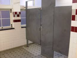 Bathroom Stall Door Bathroom Stall Dividers And Accessories Inspiration Home Designs