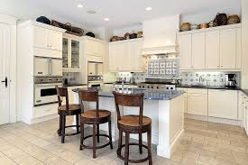 All White Kitchen Designs 36